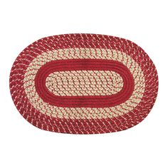 New Chatham Red Indoor/Outdoor Area Rug