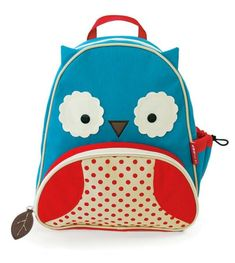 Skip Hop Zoo Pack Backpack - Owl