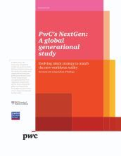 PwC's NextGen: A global generational study