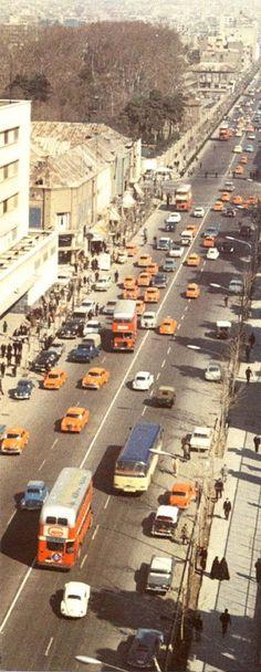 Firdowsi avenue 1980s