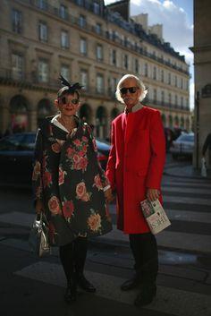 They Are Wearing: Paris Fashion Week - WWD.com SS2013