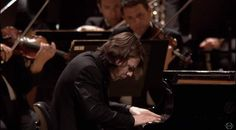 French classical pianist David Fray plays Maurice Ravel's Piano Concerto in G major. Orchestre de Paris conducted by Esa-Pekka Salonen. G Major, Classical Music, Plays, David, French, Orchestra, Games, French People, French Language
