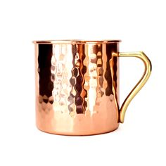 Moscow Mule Mug | dotandbo.com $37.99 http://www.dotandbo.com/collections/mad-for-mint-and-copper/moscow-mule-copper-mule