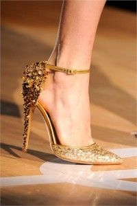 Scarpe: Milano Fashion Week tendenze A/I 2012 2013 - part 2 - »