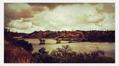 Río Alagón.  Ceclavín.  Cáceres