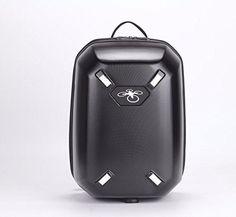 anbee Hardshell Negro Mochila Bolsa de viaje Estuche de Almacenamiento para DJI Phantom 3, Phantom 4RC Drone - http://www.midronepro.com/producto/anbee-hardshell-negro-mochila-bolsa-de-viaje-estuche-de-almacenamiento-para-dji-phantom-3-phantom-4-rc-drone/