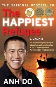 Booktopia has The Happiest Refugee, My Journey from Tragedy to Comedy by Anh Do. Buy a discounted Paperback of The Happiest Refugee online from Australia's leading online bookstore. Books To Read, My Books, Australian Authors, Kochi, Being A Landlord, Reading Lists, Reading Books, Great Books, Memoirs