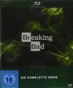 Breaking Bad - Die komplette Serie (Digipack) [Blu-ray]:Amazon.de:DVD & Blu-ray