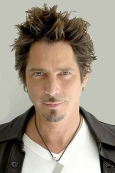 Chris Cornell - vocalist for Soundgarden, Audioslave and Temple of the Dog