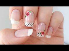 Manicure E Pedicure, Nail Designs, Hair Beauty, Nail Art, Nails, Funny, Youtube, Long Natural Nails, Short Layers Hair