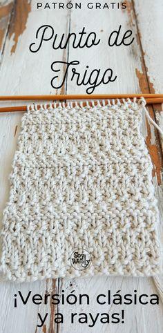 Knitting Increase, Crochet Baby, Knit Crochet, Crochet Stitches, Pattern, Diy, Knitting Patterns, Carpet, Molde