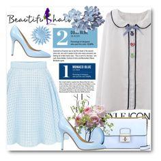 """Beautifulhalo 13"" by fashionmonsters ❤ liked on Polyvore featuring Dolce&Gabbana, Rika, LSA International, Semilla, Garance Doré, women's clothing, women's fashion, women, female and woman"
