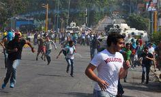 Venezuela: Dos personas fueron asesinadas durante protestas en estado Lara