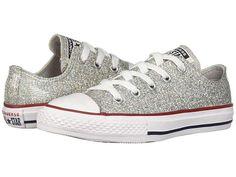 4af5d66c704a Converse Girls  Little Kids  Chuck Taylor All Star Sparkle Big ...