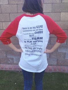 Love this #YearbookStaff Shirt! Deer Valley high school, Glendale, Arizona Yearbook staff shirt