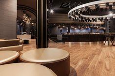Sala Pelícano _ Diseño de interiorismo y mobiliario por mas·arquitectura #interiordesing #architecture #design #diseño #interiorismo #arquitectura #masarquitectura #discotheque #discoteca #coruña #salapelicano #pelicano #lapiezaquefaltaba