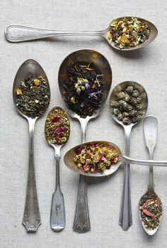 Flores de chá …