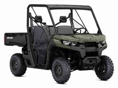 New 2017 Can-Am Defender HD10 ATVs For Sale in Arizona. TOUGH. CAPABLE. CLEVER.When we engineered the Can-Am Defender, we pulled out all the stops. We made it tough, capable and clever to excel at everything you demand of it. You'll feel the difference as soon as you sit in and pull away.