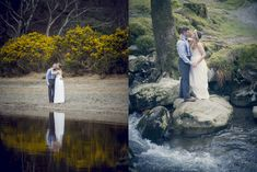 Lakeside elopement in the Irish Wicklow Mountains and Glendalough Got Married, Getting Married, Romantic Photos, Couple Photography, Bride Groom, Ireland, Couple Photos, Couples, Artist