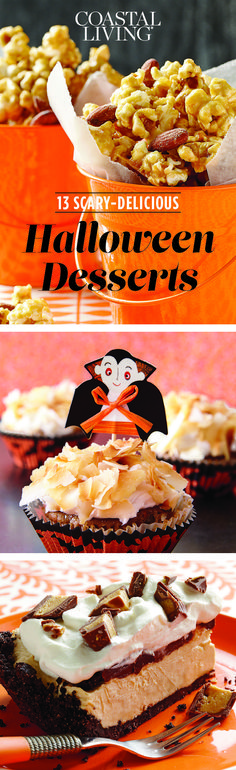 10 Halloween Recipes You Will Want to Try Halloween diy and Spooky - spooky food ideas for halloween