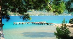 You have to see before you die. Akbük, Muğla, Turkey
