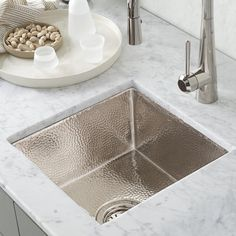 "You'll love the Cantina 15"" x 15"" Undermount Bar Sink at Wayfair - Great Deals on all Home Improvement products with Free Shipping on most stuff, even the big stuff."