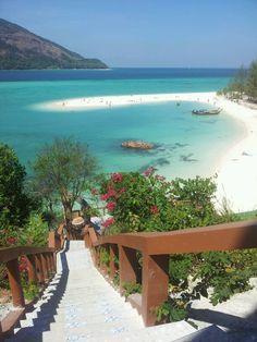 Koh Lipe Tahiland I was on this island