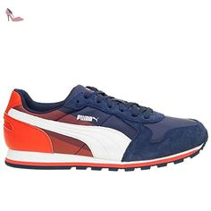 PUMA HOMME SHOES ST RUNNER NL GEOMETRY - Color: Multicolore - 45 - Chaussures puma (*Partner-Link)