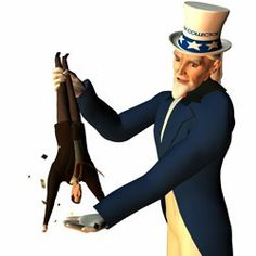 The American people are in bondage. According to the government, there are debts that its citizens can never repay.