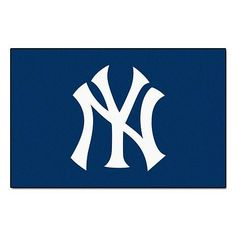 NY Yankees logo image: The New York Yankees are an American professional baseball team based in The Bronx borough of New York City that competes in MLB in the American League's East Division. Yankees Baby, Yankees Logo, New York Yankees Baseball, Yankees Team, Damn Yankees, Logo New, Baseball Wallpaper, Hockey, Mlb Teams