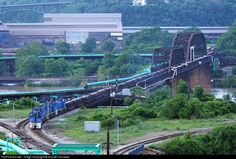 RailPictures.Net Photo: URR 24 Union Railroad EMD MP15DC at Duquesne, Pennsylvania by Scooter Hovanec