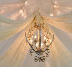 Vintage chandeliers