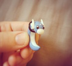 Hey, I found this really awesome haha yess this is too good... Etsy listing at https://www.etsy.com/listing/237091951/pokemon-dratini-gauge-plug-earring