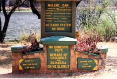Matopos Maleme Dam 1997 Prices & Warnings adj 0224 Bad Memories, Childhood Memories, Zimbabwe History, Night Picnic, African Holidays, Places Of Interest, What A Wonderful World, The Good Old Days, Homeland