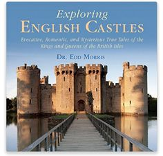 Exploring English Castles, available on Amazon {affiliate}