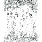 Argand - Ilustración de René Merino.