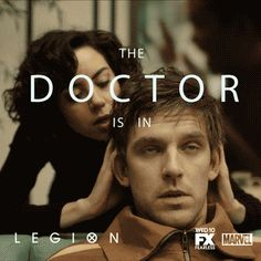 Inside Legion | Wed 10 FX | Just take a little off the top