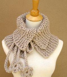 Bufandas de punto - Estás de Moda