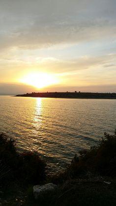 #cesme #germıyan Celestial, Sunset, Outdoor, Outdoors, Sunsets, Outdoor Games, The Great Outdoors, The Sunset