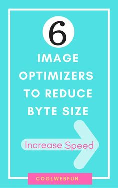How to optimize your images with image optimizers. You can get a list of online image compressors here. Reduce your byte size for a fatser website loadinghttp://www.coolwebfun.com/best-wordpress-image-optimizer/