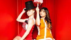 Tina & Kitty - Glee Cast S5