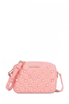 Love Moschino Damen Umhängetasche Borsa Matt Nappa Rosa | SAILERstyle Moschino, Trends, Fashion Backpack, Designer, Kate Spade, Backpacks, Pink Ladies, Bags, Backpack