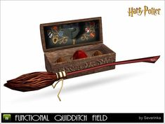 Quidditch set from Harry Potter by Severinka - Sims 3 Downloads CC Caboodle