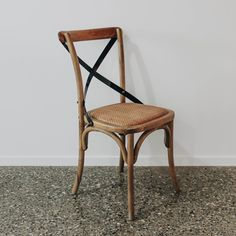 Wooden Crossback Chair — Got It Covered Marlborough Sounds, Marquee Hire, Chair Covers, Wishbone Chair, Wedding Events, Wedding Ideas, Decorative Items, This Or That Questions, How To Get