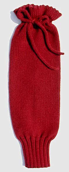 431c241432d2 Knitted plastic bag holder Diy Plastic Bag Holder