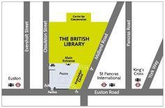 St Pancras Map
