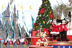 CHRISTMAS-Kids were in high school and opted for Christmas at Disney
