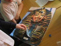 Pedagoo.org - Ancient Egypt blog post with links to activities and ideas