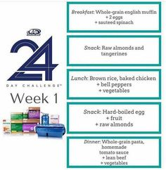 AdvoCare 24 Day Challenge - great nutrition products and meal plans! https://www.advocare.com/0012753/Promotions/AllIn2017/default.aspx