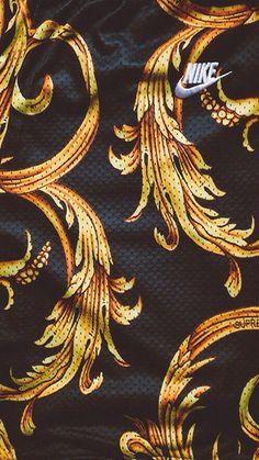 Nike Fabric iPhone 6 / 6 Plus wallpaper